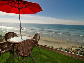 7br/7ba Luxury Oceanfront Retreat, Decks, Spa, BBQ,  P518-1, Oceanside