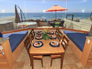 11br/11ba on the Ocean! Rooftop/Spas/BBQ, Stunning! P518-X, Oceanside