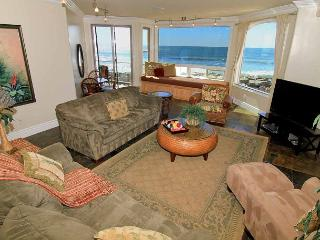 Luxury Oceantfront Condo, 5br/4ba, Spa, Large Kitchen P908-1, Oceanside