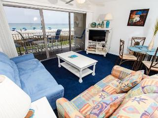 ETW1003:FREE BEACH SERVICE daily, 1BR updated, great views, Fort Walton Beach