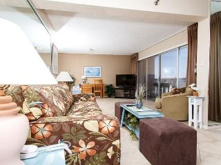 Condo #306: Updated in March 2013-WIFI,balcony,sunset view,FREE BEACH SERVICE, Fort Walton Beach