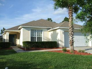 4BR house on S. Dunes beautifully kept fairway - GV1517, Haines City
