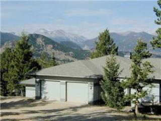 The Werlein at Windcliff: Panoramic RMNP Views, Adjoins Park, 4 Bdrms, Wildlife, Estes Park