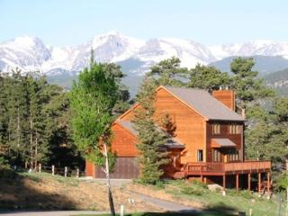 Above Estes - Estes Park vacation rentals
