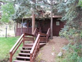 Blue Spruce Cabin - Front Range Colorado vacation rentals