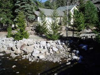 Coopers River Cabin - Front Range Colorado vacation rentals