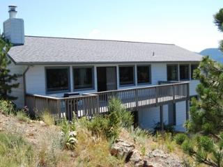 Overlooking Town - Estes Park vacation rentals