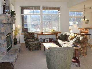 PB121A Super Townhouse w/Fireplace, King Bed, Private Hot Tub, Garage, Wifi, Silverthorne