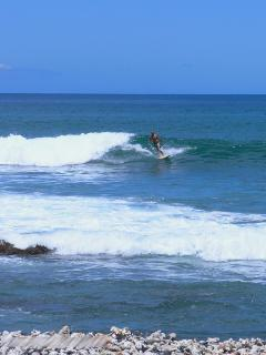 Occasional Winter South Swells Right at Your Doorstep!
