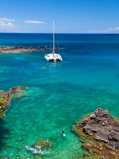 Water Sports and Snorkeling Along Maui's West Coast