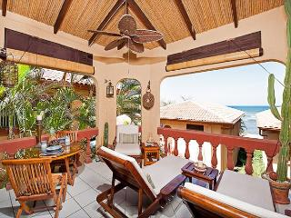 Tastefully decorated beachside condo- cable, internet, a/c, shared pool - Tamarindo vacation rentals