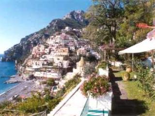 Positano Villa Rental Within Walking Distance of Town - Casa Mare