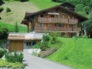 Swiss Chalet in Grindelwald - Rosa Dame