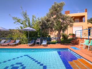 A Beautiful quiet villa only 1.2km from the stunning fishing village of Plakias.