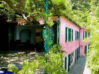 Large Family Villa in Liguria with Stunning Views of the Sea - Villa San Fruttuoso, Portofino
