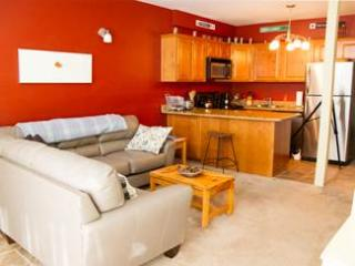 Slope Side Studio, Full Kitchen and Deck & Views, Taos Ski Valley