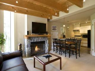The Gables #45 | 2 Bedroom Townhome, Parking, Short Walk to Both Mountains, Whistler