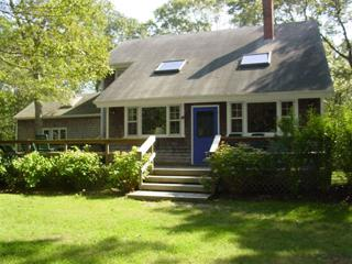 714 - SPACIOUS AND COMFORTABLE CHILMARK CAPE WITH CENTRAL AIR CONDITIONING - Image 1 - Chilmark - rentals