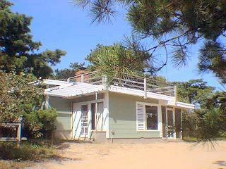 Ocean View Cottage at Surf Side - Roof-top Deck, Wellfleet