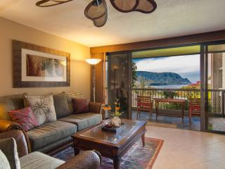 Bali Hai Views in  1 bedroom condo, Princeville