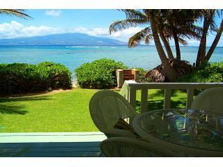 The Aloha Beach House...just ten steps from the beach!