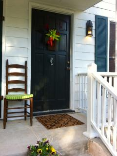 Welcome to the Lowcountry and our getaway townhouse!