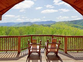 Private 1 bedroom with beautiful views of the Great Smoky Mountains!, Gatlinburg