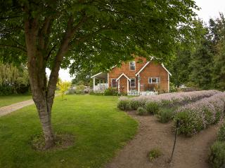 Purple Haze Lavender Farmhouse Vacation Rental, Sequim