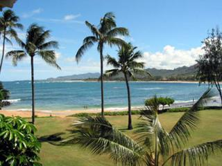 Kauai Beachfront Condo Rental...Steps to the Sand!, Kapaa