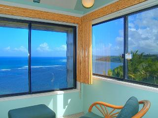 Sealodge G9: Amazing views plus privacy in this top floor 1br/1ba, Princeville