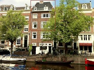 Big and Beautiful on Keizersgracht, Amsterdam