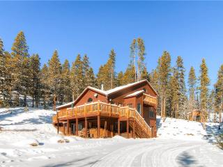 Affordably Priced Secluded 5 Bedroom Private Home - 54 Lakeview, Breckenridge