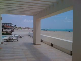 Closest Beachfront House to Town - Playacar 1 - Playa del Carmen vacation rentals