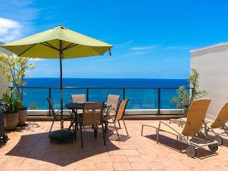 PuuPoa 309: 2br/2ba,oceanfront luxury, with Bali Hai views, huge lanais, pool, Princeville