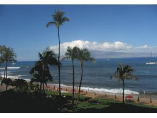 View of Lanai from Westin Maui
