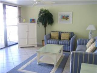 2BR beach paradise, King bed, TVs, accents #306GS, Sarasota