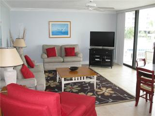 Enjoy beautiful sunsets at this Gulf front 2BR #315GF