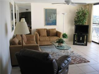 Relaxing Gulf View 2BR with balcony #411GV