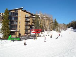 Storm Meadows East Slopeside:  True Ski-in/out., Steamboat Springs