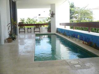 Casa Laurie (6150) - Wrap-Around Terrace With Pool, Steps To Beach, Cozumel