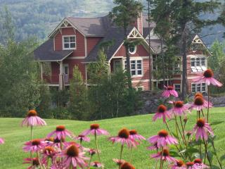 Tremblant - ski / golf condo with spectacular view, Mont Tremblant