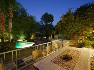 Luxury Mexican Hacienda Mini Estate on 1/2 Acre, Rancho Mirage
