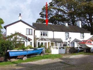 CAPE LANDINGS, pet friendly, country holiday cottage, with a garden in Great Urswick, Ref 3621, Ulverston