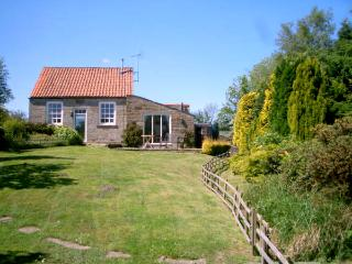 THE OLD CHAPEL, character holiday cottage, with WiFi and garden in Fadmoor, Ref 2363