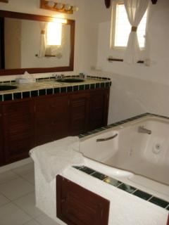 Jacuzzi Bath for two