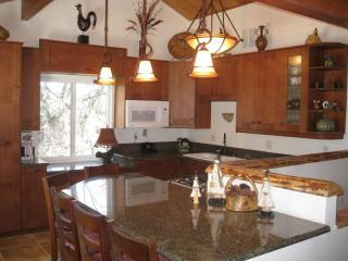 Completely Remodeled Kitchen With Lovely View