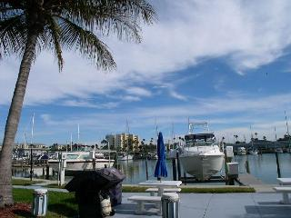 Madeira Beach Yacht Club 175-D Beautifully Remodeled Waterfront