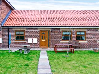 DRUMMER COTTAGE, pet friendly, with a garden in Skinningrove, Ref 3719