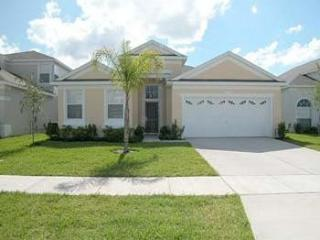 FRONT OF OUR VILLA - stay in 5 star luxury just 3 miles from disney - Kissimmee - rentals