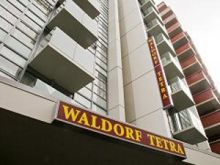Tetra Waldorf Budget apartment, Auckland Central